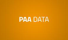 PAA Data