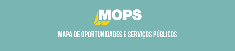 Portal que reúne informações sobre oportunidades de qualificação profissional e serviços públicos
