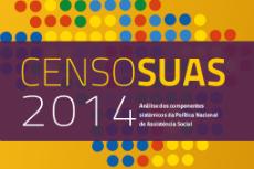 Censo SUAS 2014 – Impresso