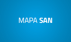 Mapa SAN