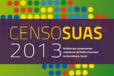 Censo SUAS 2013 – Impresso