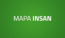 Mapa InSAN
