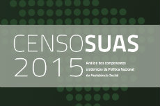Censo SUAS 2015 – Impresso