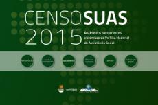 Censo SUAS 2015 – Eletrônico