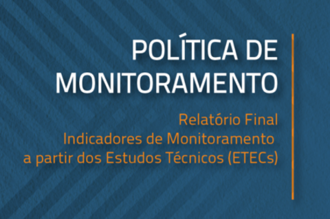 Relatório Final - Indicadores de Monitoramento