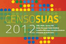 Censo SUAS 2012 – Impresso